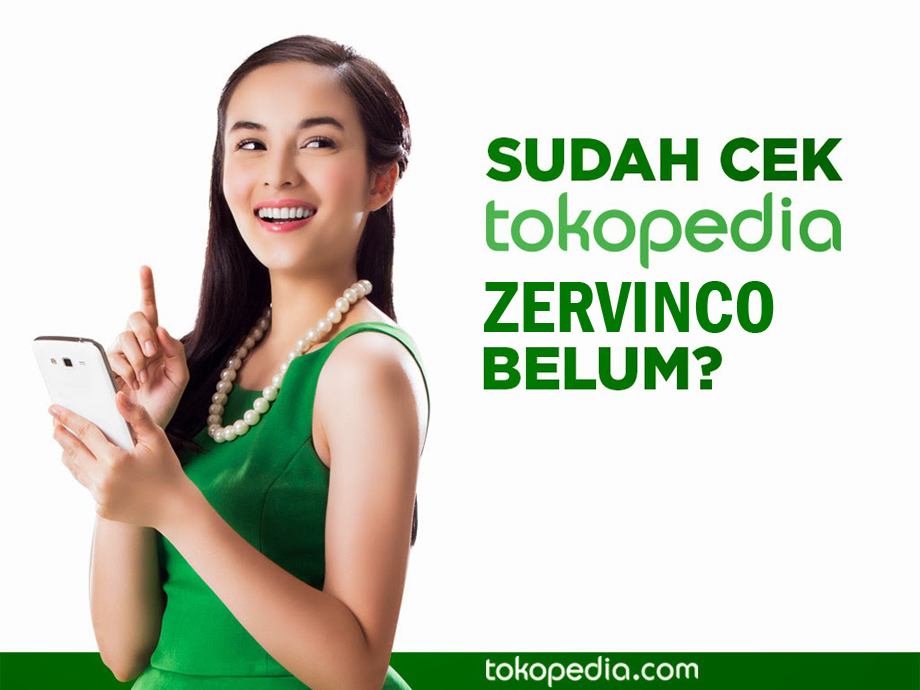 Zervinco Tokopedia